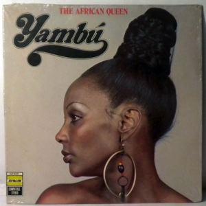 YAMBU - The African Queen - LP