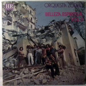 ORQUESTA ZODIAC - Belleza Espiritual Vol. II - LP