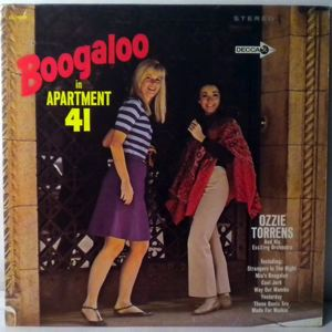 OZZIE TORRENS - Boogaloo In Apartment 41 - LP