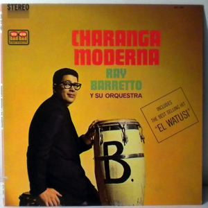 RAY BARRETTO Y SU ORQUESTRA - Charanga Moderna - LP