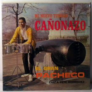 EL GRAN PACHECO - Mi Nuevo Tumbao É Canonazo - LP