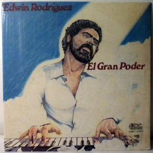 EDWIN RODRIGUEZ - El Gran Poder - LP