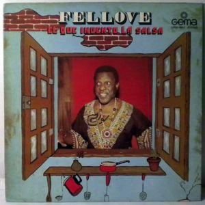 FELLOVE - El Que Invento La Salsa - LP