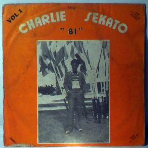 CHARLIE SEKATO - 81 - LP