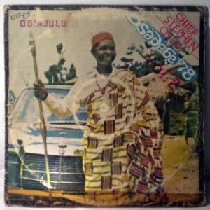 CHIEF STEPHEN OSITA OSADEBE & HIS NIGERIA SOUND MA - Osadebe 78 - 33T