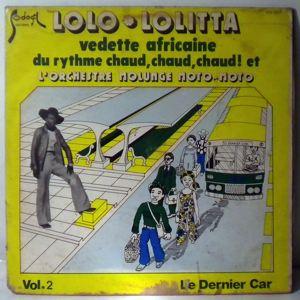 LOLO LOLITA - Le dernier car Vol. 2 - LP