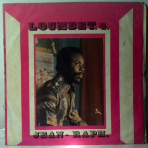 LOUMBET GHOUMBIA JEAN RAPH - Same - LP