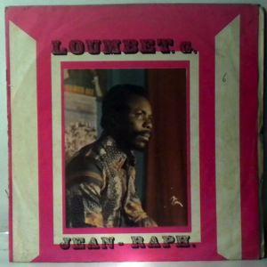 LOUMBET GHOUMBIA JEAN RAPH - Same - LP