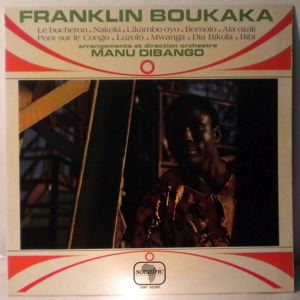 FRANKLIN BOUKAKA - Same - LP