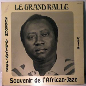 LE GRAND KALLE - Surboum African Jazz Vol. 8 - LP