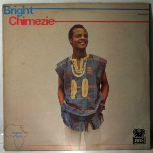 BRIGHT CHIMEZIE - Same - LP
