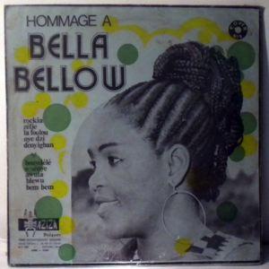 BELLA BELLOW - Hommage - 33T