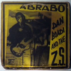 DAN BOADI AND THE Z.S. - Abrabo - LP