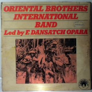 ORIENTAL BROTHERS INTERNATIONAL BAND - Same - LP
