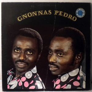 GNONNAS PEDRO - Same - LP