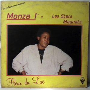 MONZA 1ER ET LES STARS MAGNATS - Fleur du lac - LP