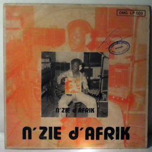 N'ZIE D'AFRIK - Same - LP