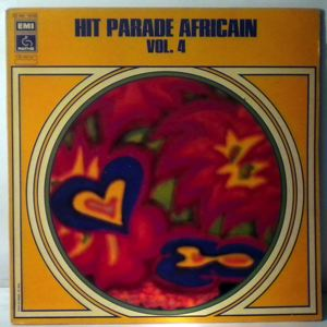 VARIOUS - Hit parade Africain vol 4 - LP
