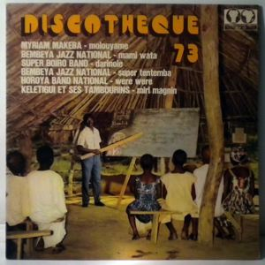 VARIOUS - Discotheque 73 - LP