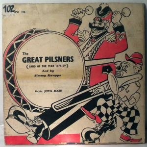 THE GREAT PILSNERS - Same - LP