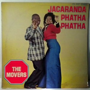 THE MOVERS - Jacaranda Phatha Phatha - LP