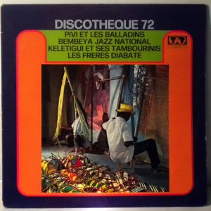 VARIOUS - Discotheque 72 - LP