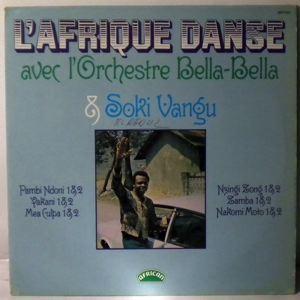 L'ORCHESTRE BELLA-BELLA & SOKI VANGU - Same - LP