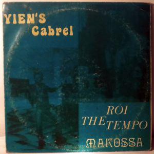 YIEN'S CABREL - Roi du Temp Makossa - LP
