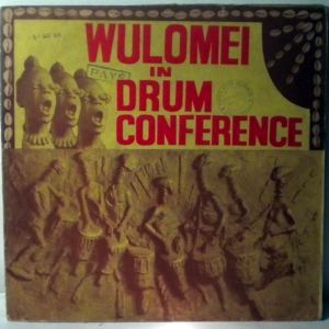 WULOMEI - Drum conference - LP