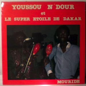 YOUSSOU ET LE SUPER ETOILE DE DAKAR - Mouride - LP
