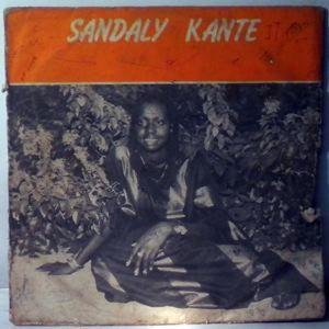 SANDALY KANTE - Same - LP