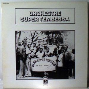 ORCHESTRE SUPER TEMBESSA - Same - LP