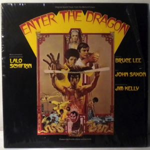 LALO SCHIFFRIN - Enter The Dragon - 33T