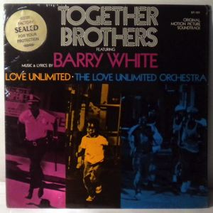 BARRY WHITE - Together Brothers - 33T