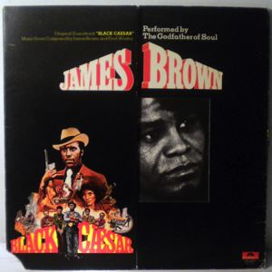 JAMES BROWN - Black Caesar - 33T