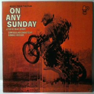 DOMINIC FRONTIERE - On Any Sunday - 33T