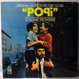 DOMINIC FRONTIERE - Popi - 33T