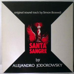 SIMON BOSWELL - Santa Sangre - 33T