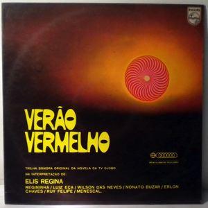 VARIOUS - Verao Vermelho - LP