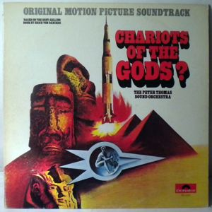 THE PETER THOMAS SOUND ORCHESTRA - Chariots Of The Gods? - 33T