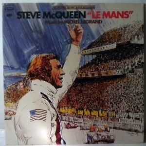 MICHEL LEGRAND - Le Mans - 33T