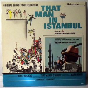 GEORGES GARVARENTZ - That Man In Istanbul - 33T