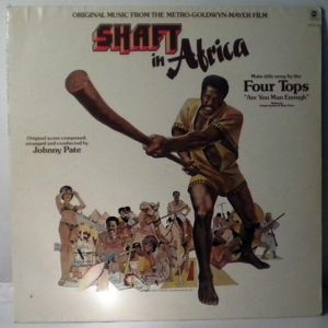 JOHNNY PATE - Shaft In Africa - 33T
