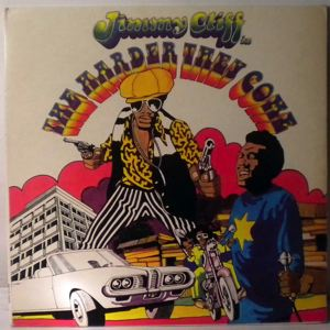 VARIOUS - The Harder They Come - LP