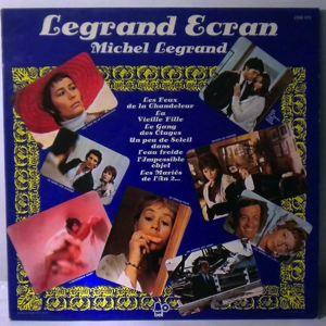 MICHEL LEGRAND - Legrand Ecran - 33T