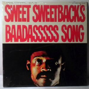 MELVIN VAN PEEBLES - Sweet Sweetback's Baadasssss Song - 33T