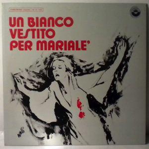 FIORENZO CARPI - Un Bianco Vestito Per Mariale - 33T