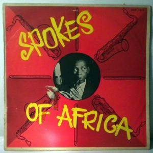 SPOKES MASHIYANE - Spokes Of Africa - LP