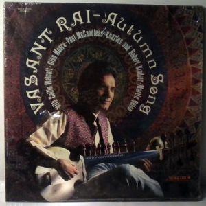 VASANT RAI - Autumn Song - LP