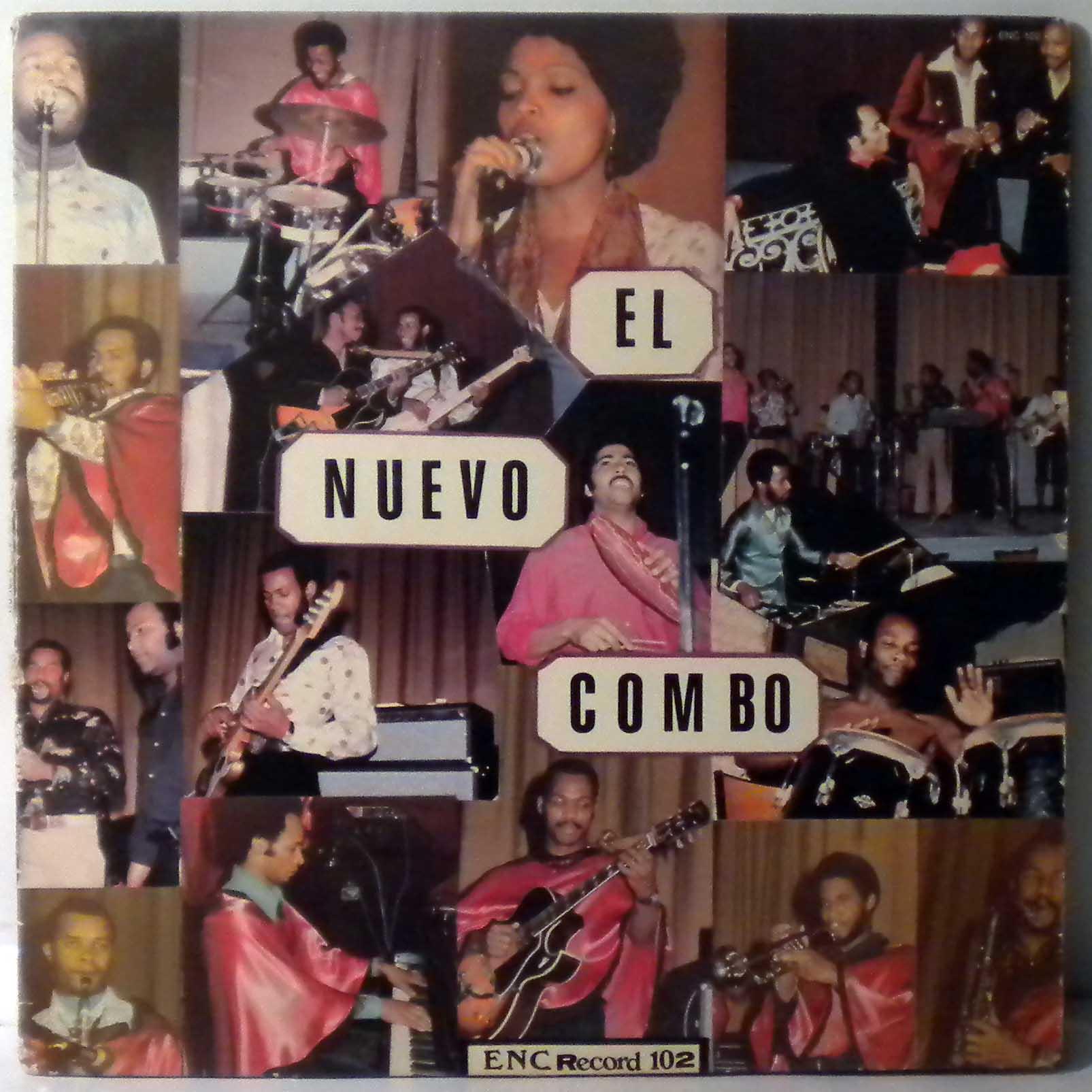 EL NUEVO COMBO - Same - LP